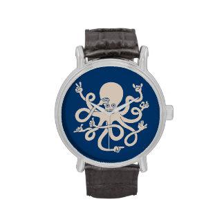 Octopus Hands Wrist Watches
