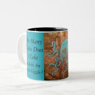 Octopus Humor Mug