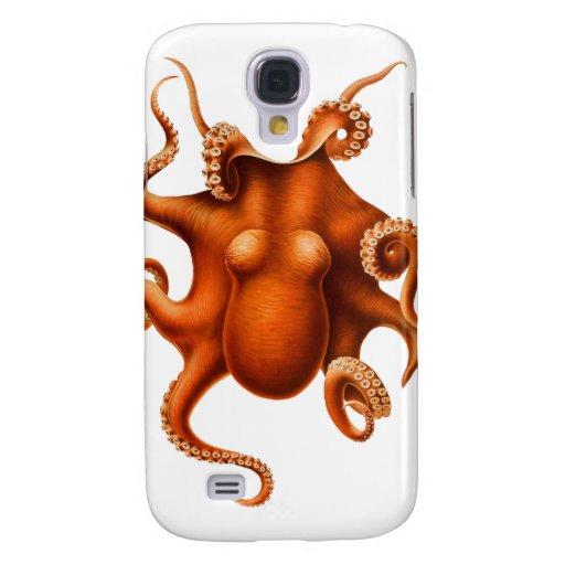 Octopus Illustration HTC Vivid Cases