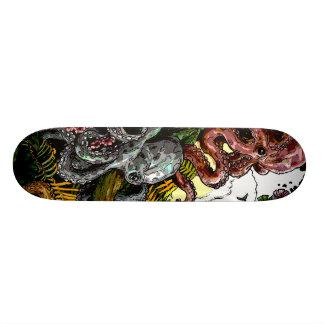 octopus jungle skate board decks