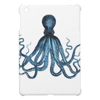 Octopus kraken nautical coastal ocean beach case for the iPad mini
