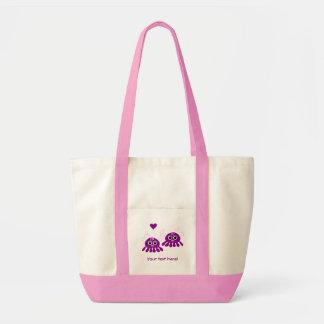 Octopus Love custom bag - choose style & color