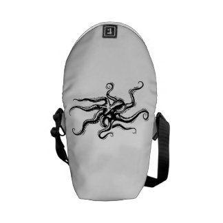 Octopus Courier Bags