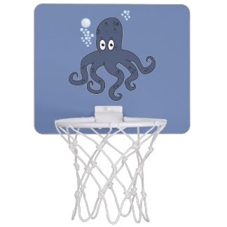 Octopus Mini Basketball Hoop