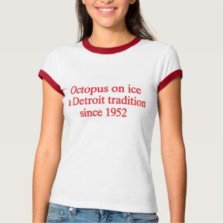 Octopus on Ice T-Shirt