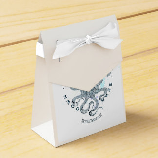 Octopus - Salt Club 76 - Down by the Sea Favour Box