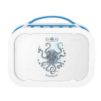 Octopus - Salt Club 76 - Down by the Sea Lunch Box