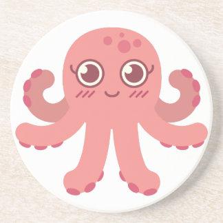 Octopus Sandstone Coaster