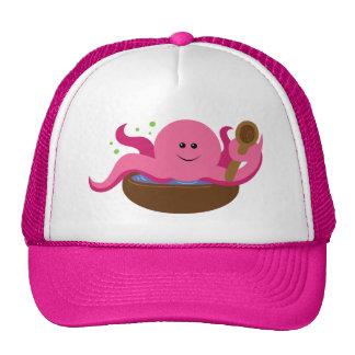 Octopus Soup Cap