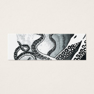 Octopus Tentacles Mini Business Card