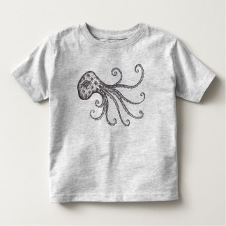 Octopus Toddler T-Shirt