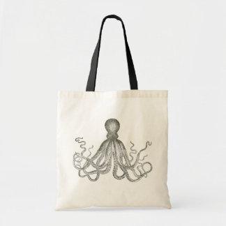 Octopus Budget Tote Bag