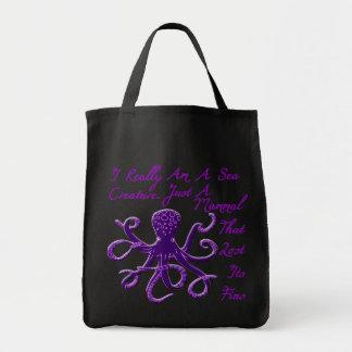 octopus tote tote bags