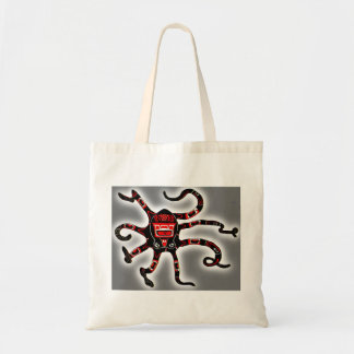 Octopus Tote Budget Tote Bag