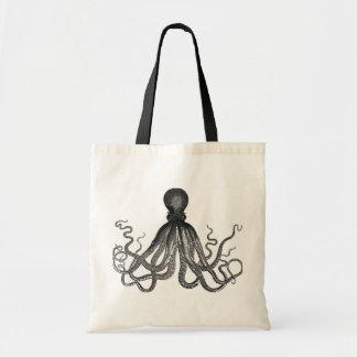Octopus Totebag Budget Tote Bag