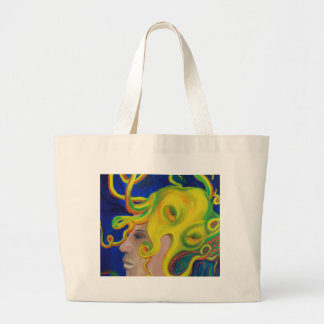 Octopus unity tote bags