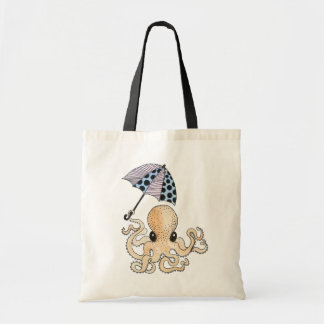 Octopus with Umbrella Bags