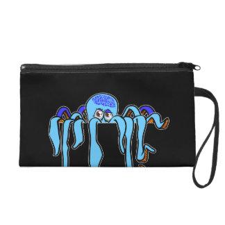 Octopus Wristlet