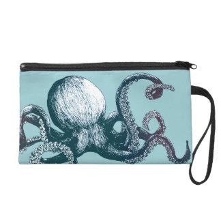 Octopus Wristlet Clutch