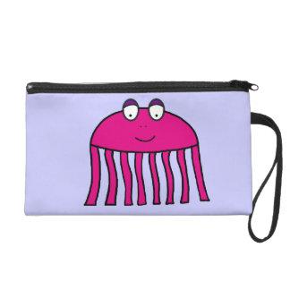 Octopus Wristlet Purse