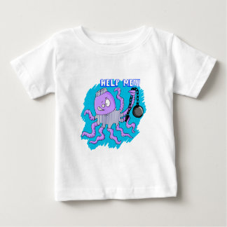OctopusOnTheRun Baby T-Shirt