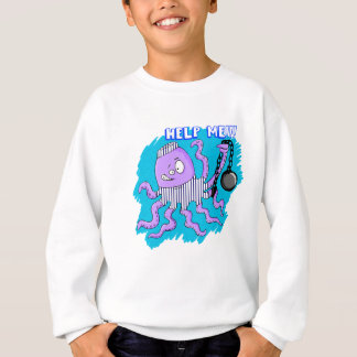 OctopusOnTheRun Sweatshirt