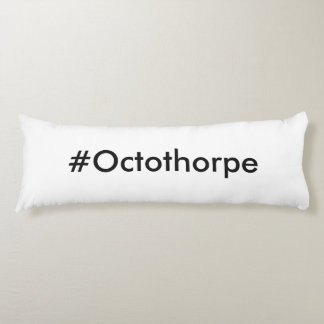 #Octothorpe pillow