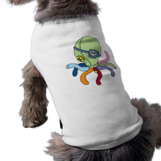 OctoZombVooDooThing - Pet Tee