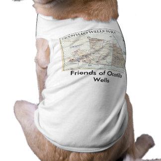 octwell_map, Friends of Ocotillo Wells Shirt