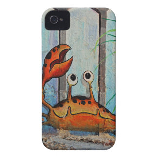 Ocypoid Crab iPhone 4 Cases