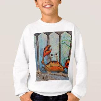 Ocypoid Crab Sweatshirt