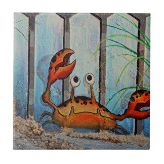 Ocypoid Crab Tile