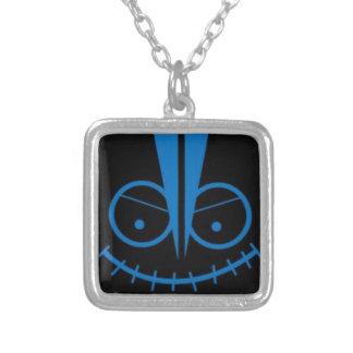 Odd Bob Blue Logo Necklaces