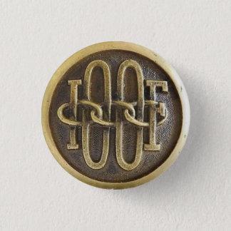 Odd Fellows Doorknob Button