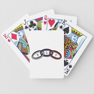 Odd Fellows Symbol Bicycle Playing Cards