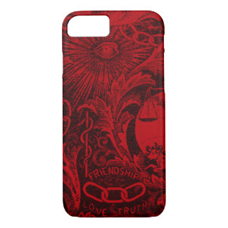 Odd Fellows Woven Tapestry iPhone 7 Case
