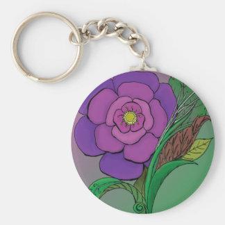 Odd Flower Keychain