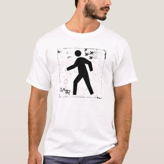 Odd-Man Rush - Running Man - Light T-Shirt