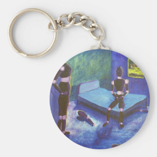 Odd People Keychain