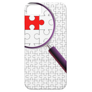 Odd Piece Magnifying Glass Case For The iPhone 5