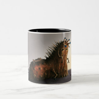 odd slug mug