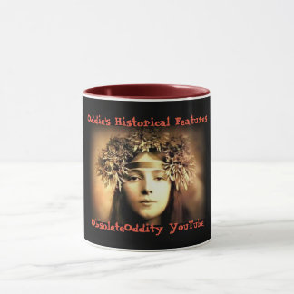 Oddie's Historical Features - Evelyn Nesbit Mug