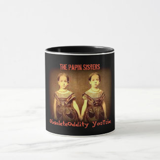 Oddie's Historical Features _ Papin Sisters Mug