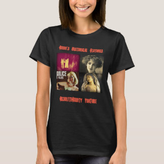 Oddie's Historical Features Version 2 T-Shirt