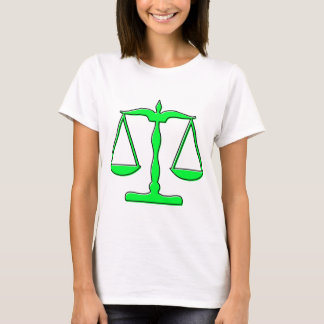 oddRex scales of justice T-Shirt