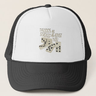 Odds Are Stacked Trucker Hat