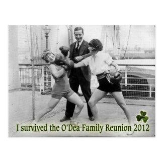 O'Dea Family Reunion '12 (Women) Postcard