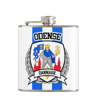 Odense Hip Flask