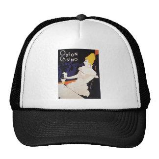 Odeon Casino Mesh Hats