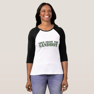 Odes From The Sandbox Ladies Shirt